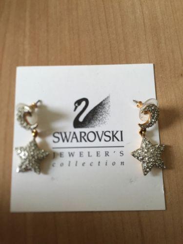 Swarovski Beautiful Ear Rings - http://elegant.designerjewelrygalleria.com/swarovski/swarovski-beautiful-ear-rings/
