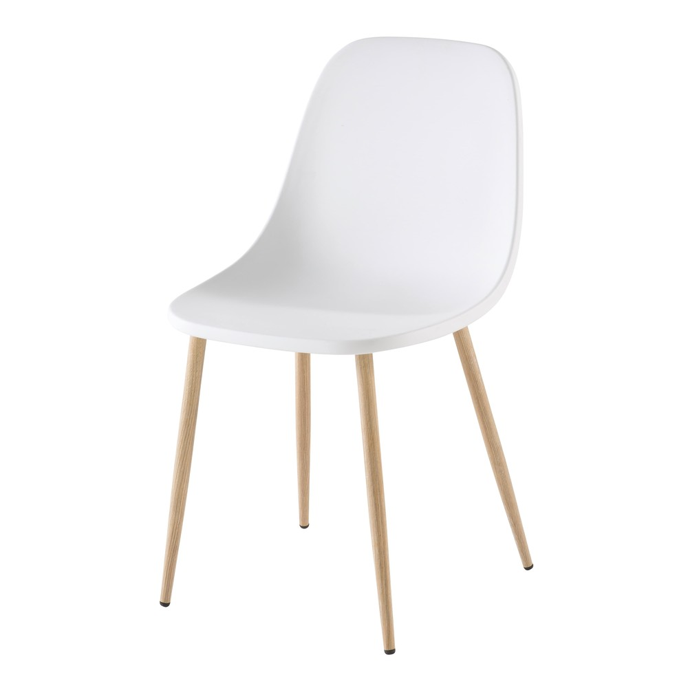 Fauteuil De Bureau Maison Du Monde Chaise Contemporaine Blanche Maison Du Monde Brown Leather