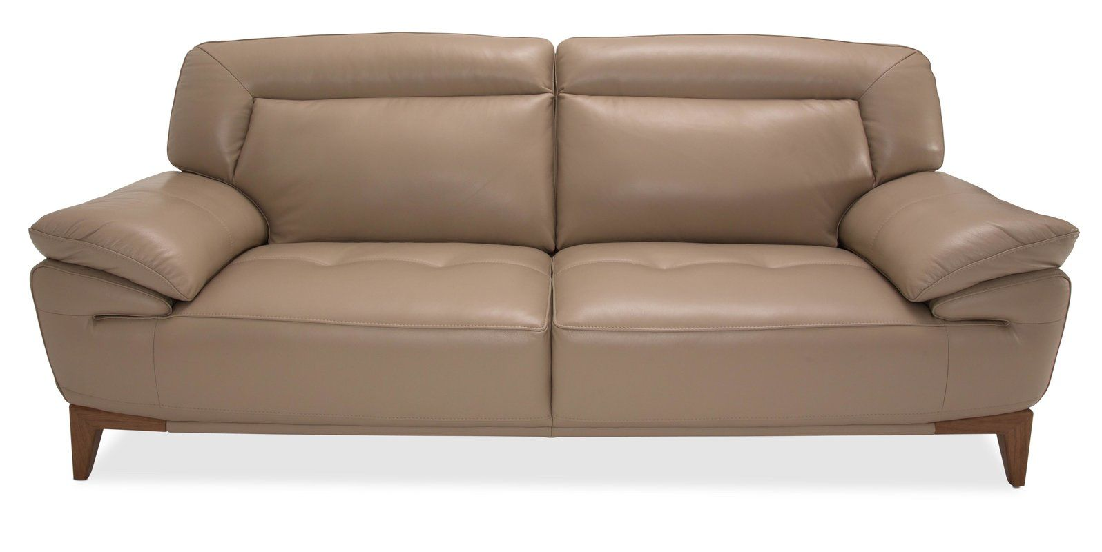 Best Buy Online Discount Mia Bella Leather Sofa By Michael 400 x 300