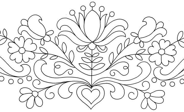 Pin de Claudia Lucero en Diseños para bordado / Embroidery designs ...