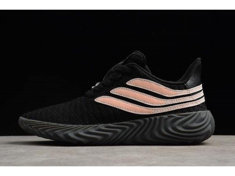 Wmns Adidas Sobakov Black/pink Bb7674