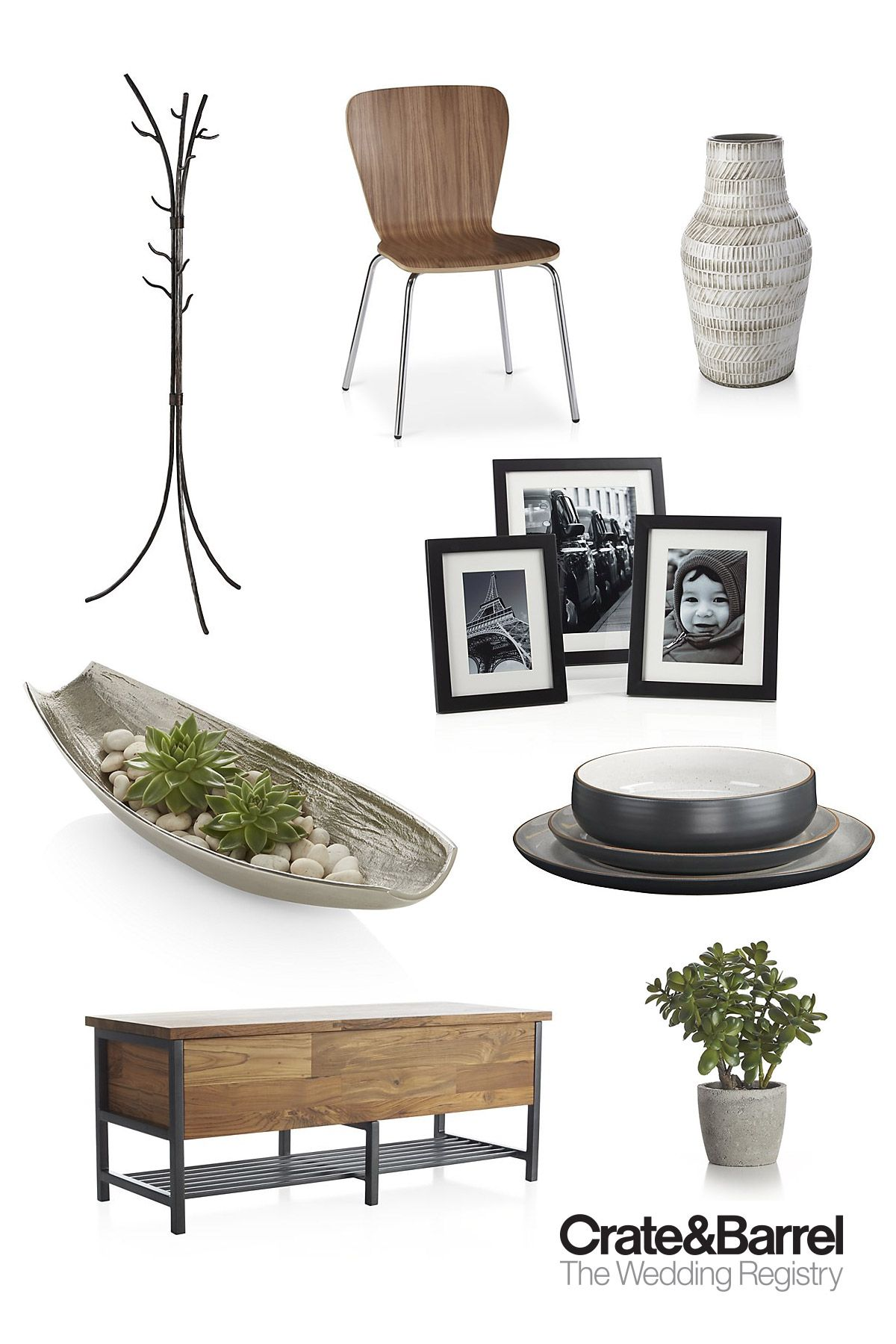 Crate And Barrel Wedding Registry.Crate And Barrel The Wedding Registry Bridal Gift Inspiration By