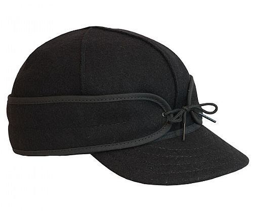 Men's Stormy Kromer Original Wool Cap BLACK Size 7 3/4 by Stormy Kromer. $39.49. This beanie is a soft, acrylic cap with an applique floral accent that lets your beauty shine through even when it's grey.