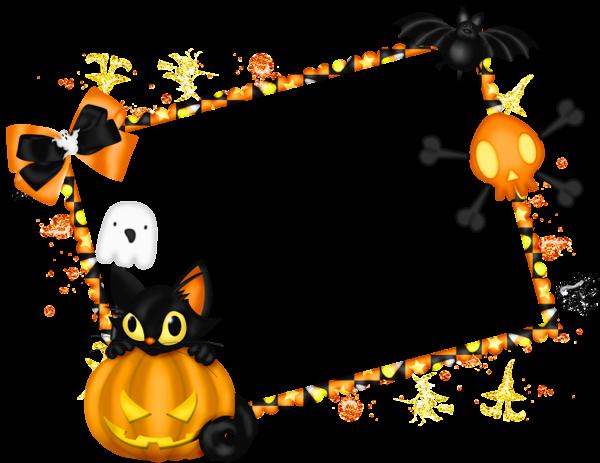 Halloween Transparent Png Photo Frame Halloween Frames Halloween Borders Holiday Crafts Halloween