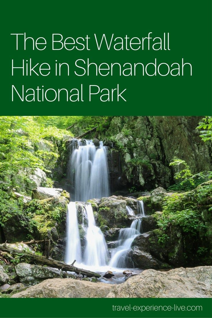 Could This Be The Best Waterfall Hike In Shenandoah National Park Virginia Doyles River Jones Run Loop
