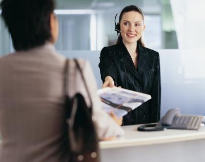 Alternative Job Titles For Receptionists Ehow Job Title Receptionist Title