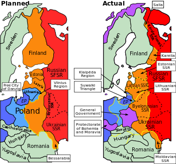 The Soviet Union Issued An Ultimatum To Lithuania Before Midnight