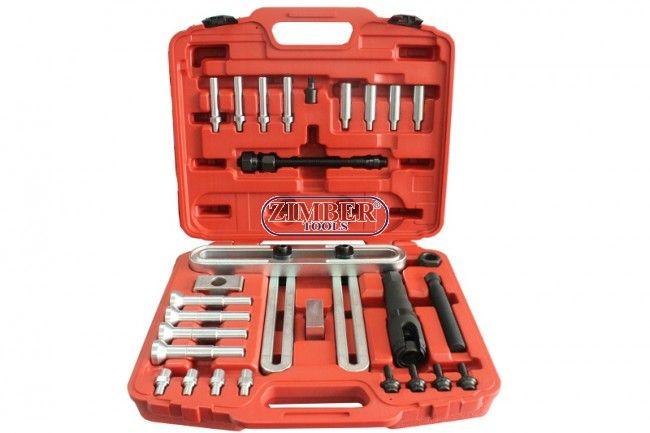Universal Injector Removal Tool Kit, ZR-36UI - ZIMBER TOOLS
