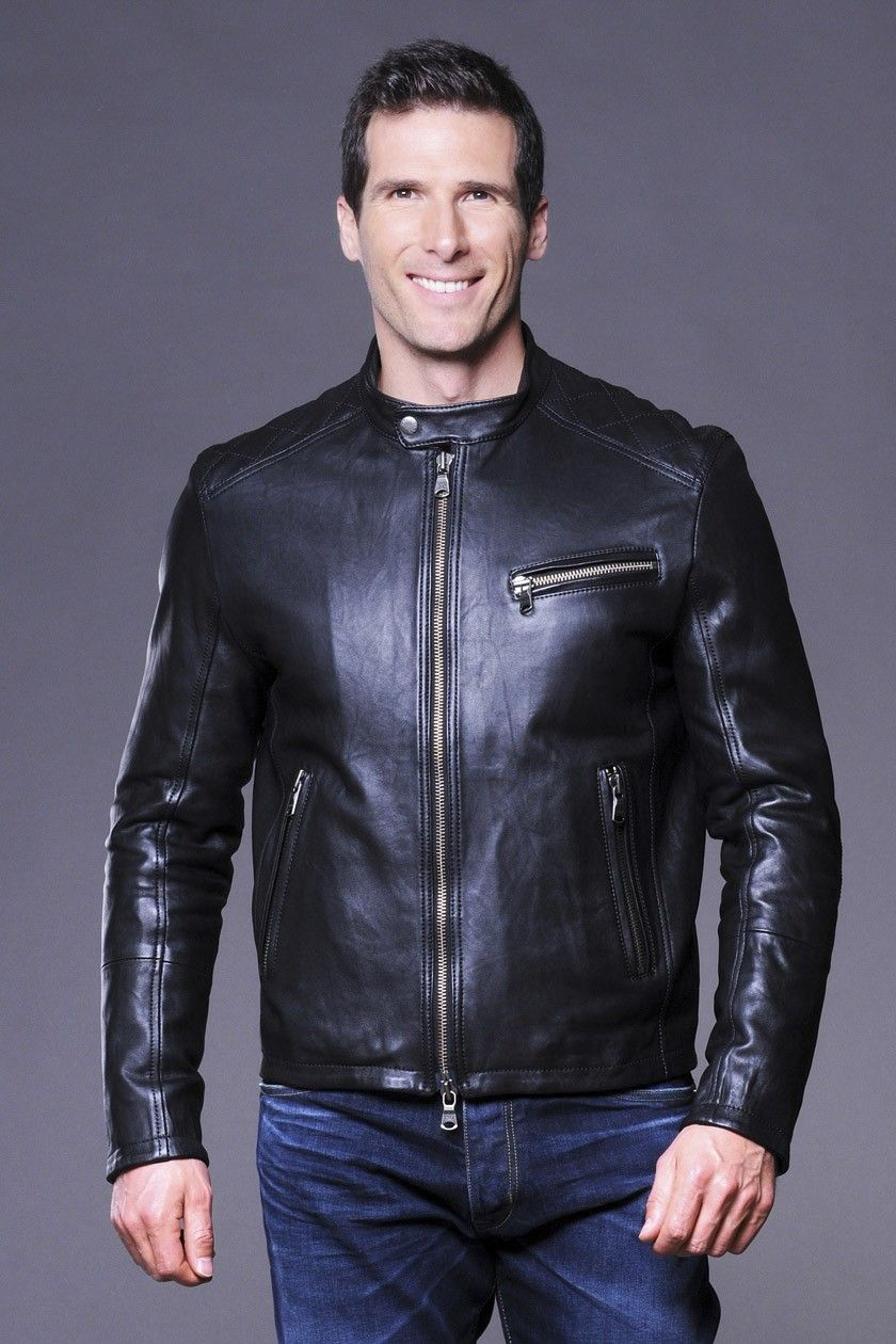 Veste cuir homme 2015 prix