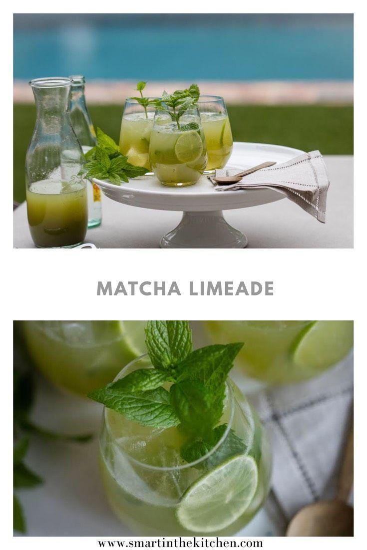 Photo of Matcha Limeade