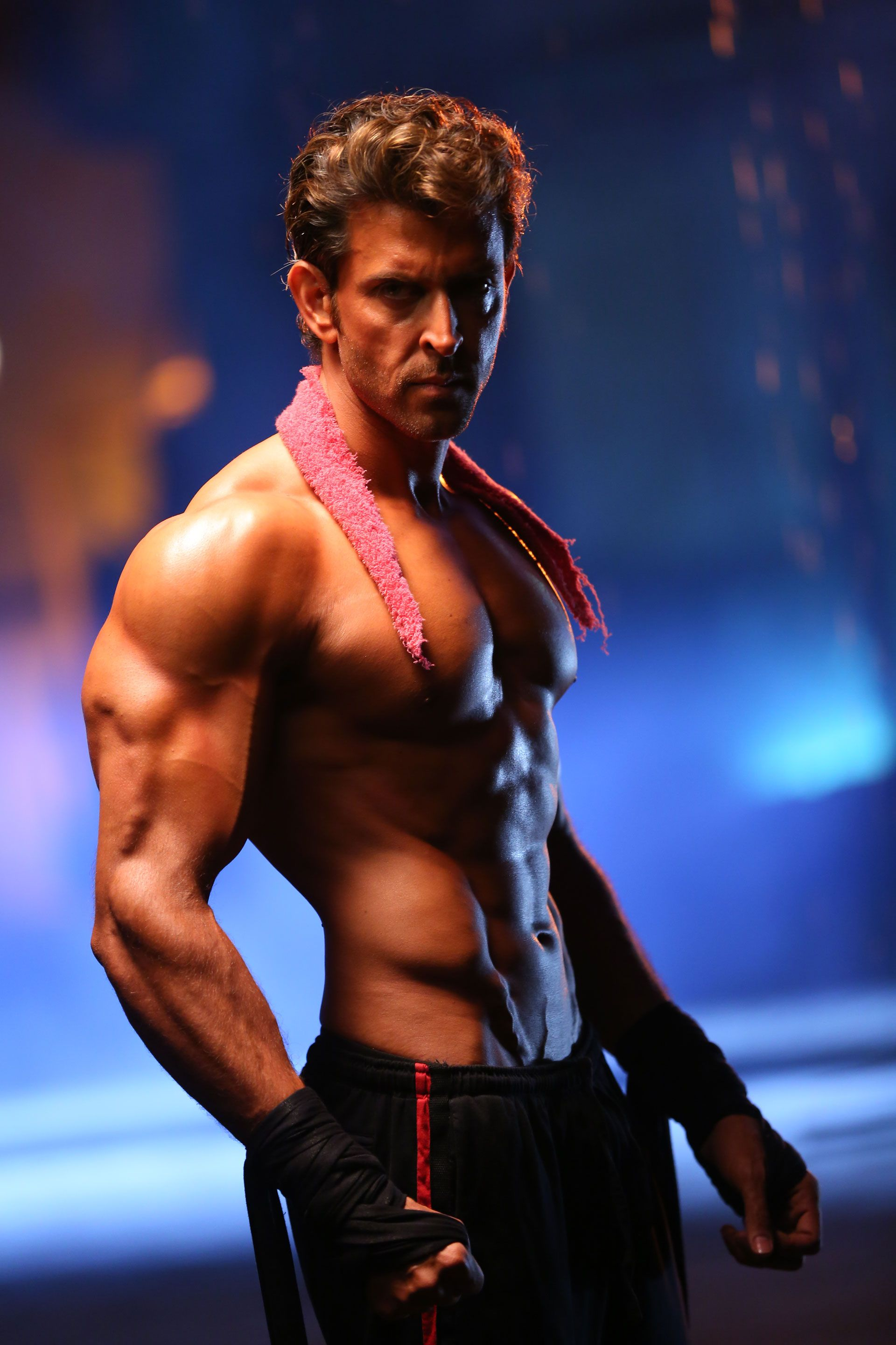 Hrithik Roshan redefines health & fitness with Defeat ...