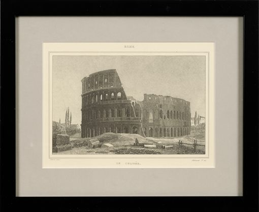 Neptune Whitechapel Classical Rome 4: 33cm x 27cm