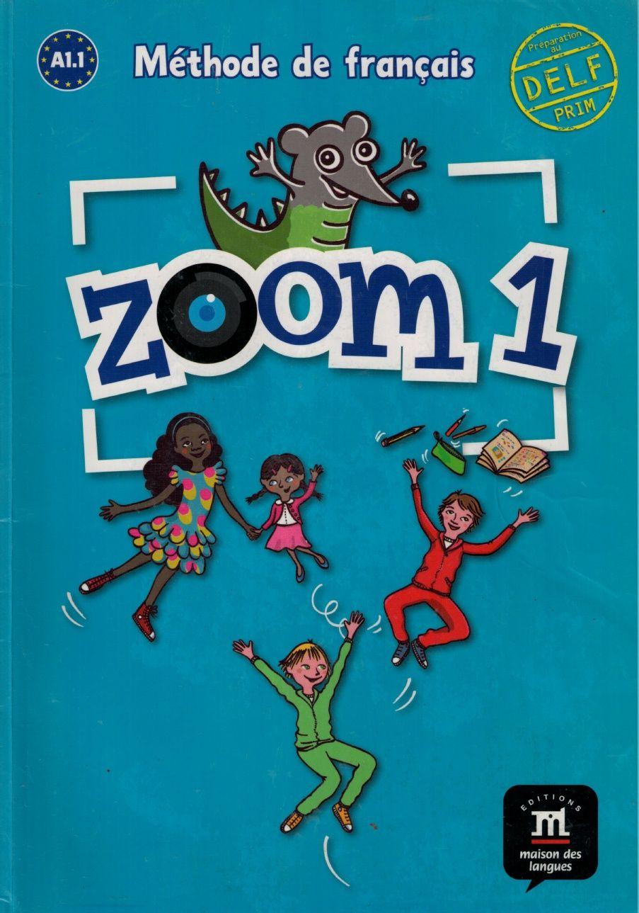 Zoom 1 Livre De L Eleve Maternelle Livre Cours De