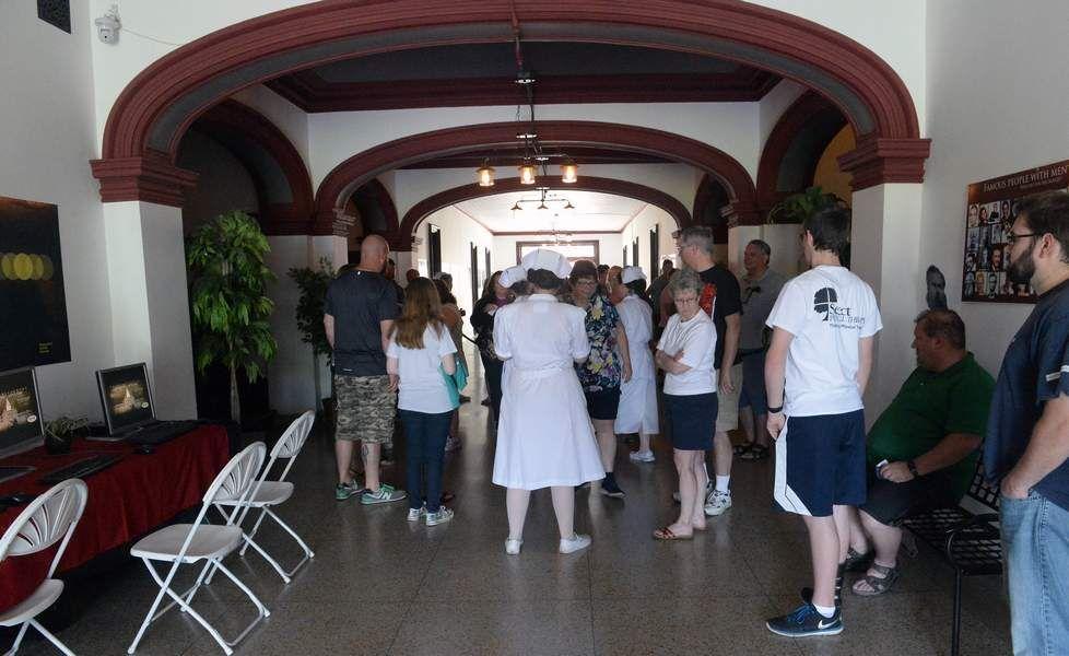 Charleston Gazette-Mail | Tours fund restoration at Trans-Allegheny Lunatic Asylum
