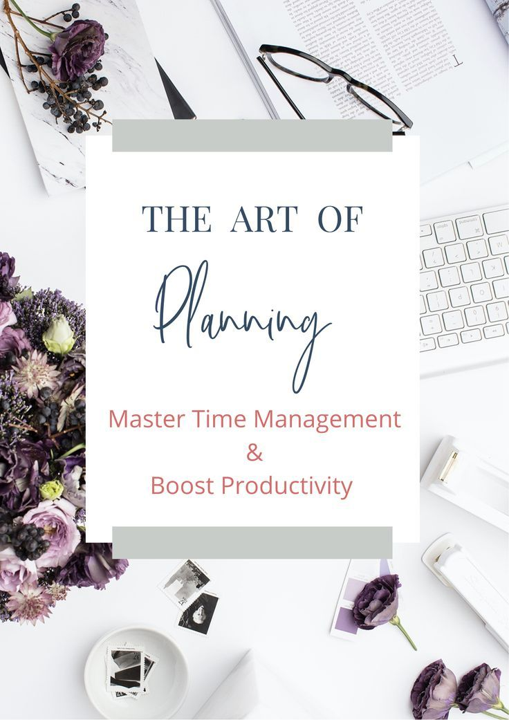 The Art of Setting Goals in 2020 Time management