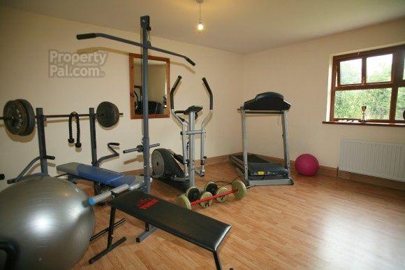 Modern luxury fitness gym modern fitness home gym design
