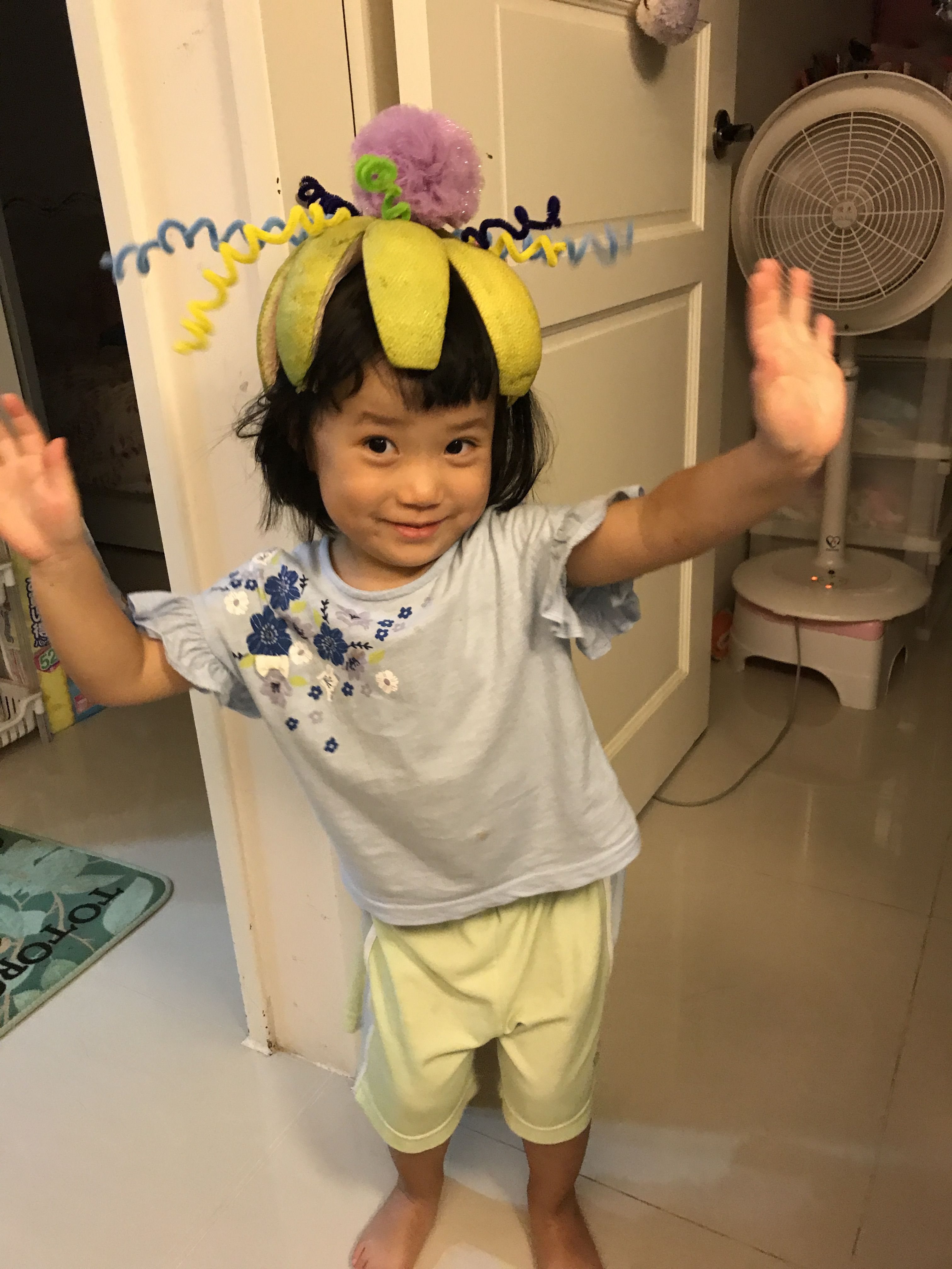 Hat Of Pomelo Hat Crafts Activities For Kids Pomelo