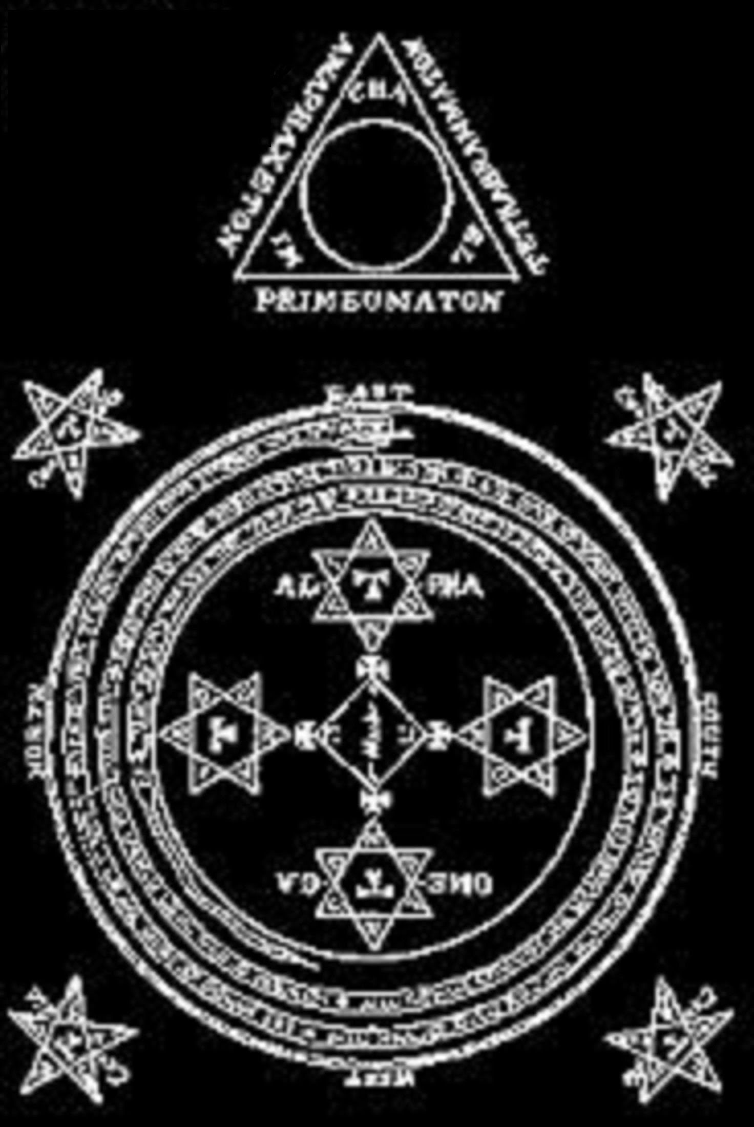 Magick Occult Radio:The Magick Circle & Preliminaries to