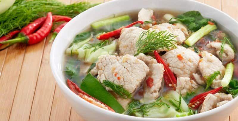 แกงอ อมหม Knorr Th ส ตรอาหาร อาหาร ส ตรทำอาหาร การทำอาหาร