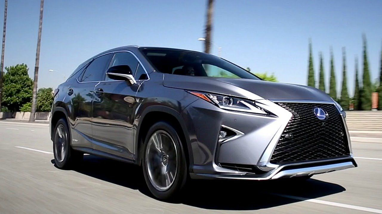 The Top 10 Lexus Models Of All Time Lexus Rx Pinterest Cars