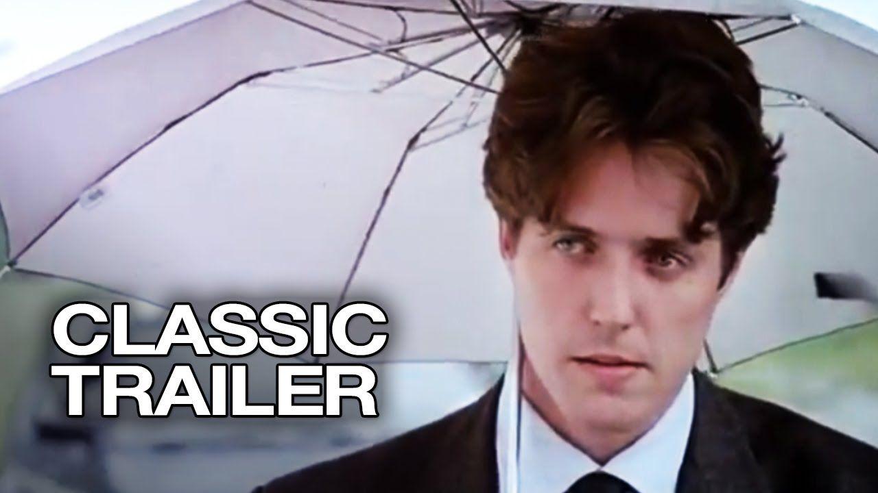 Kristen Scott Thomas Hugh GrantSimon Callow In Four Weddings And A Funeral 1994