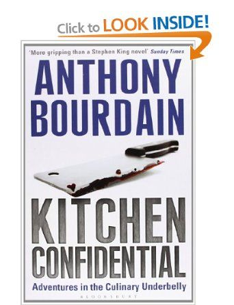 Pin By Alicia Martin On Book Club Kitchen Confidential Anthony Bourdain Reading