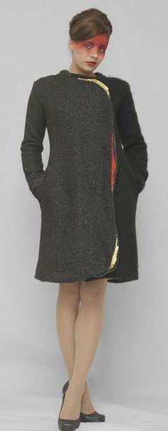 ELENI KYRIACOU THE VOLCANO GODDESS AUTUMN WINTER 2012/13 COLLECTION