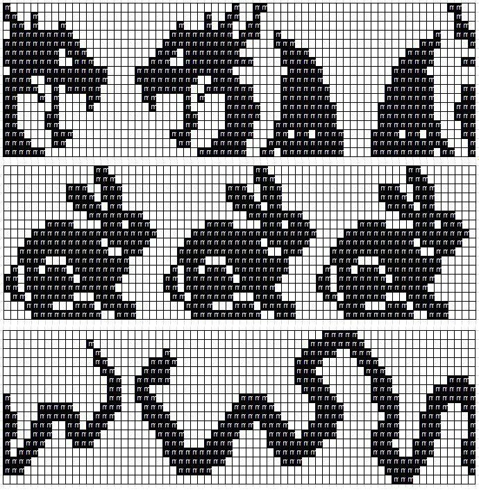 Pin by Елена Макарова on Жаккард | Pinterest | Fair isles, Diagram ...