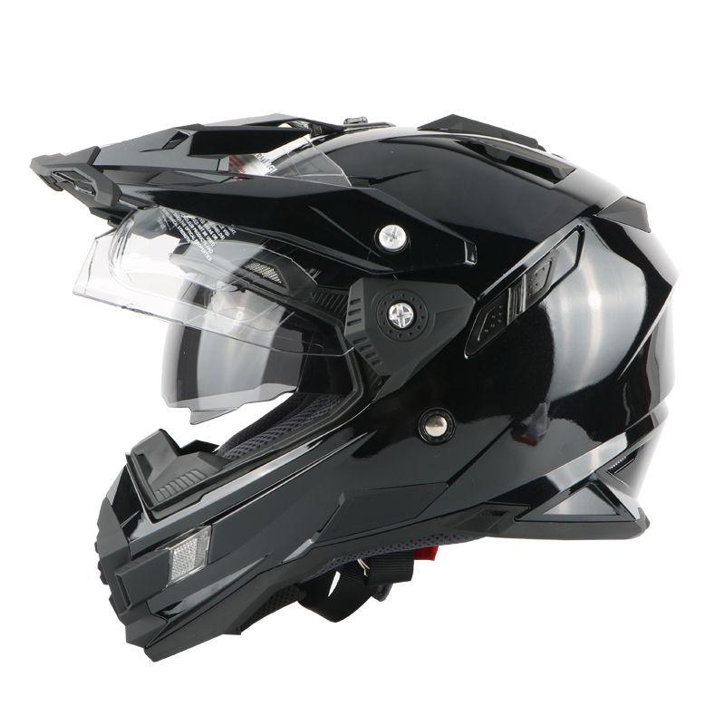 d36ef415 THH Brands motorcycle helmets motocross racing helmet off road motorbike  full face moto cross helmet dual shield DOT TX27 mens