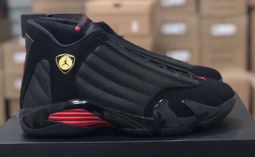 competitive price 9ecdc 09a30 The 2018 Air Jordan 14 Last Shot will be introduced in Nike Basketball s Art  Of A Champion collection. The new colorway features the same theme as ones  worn ...