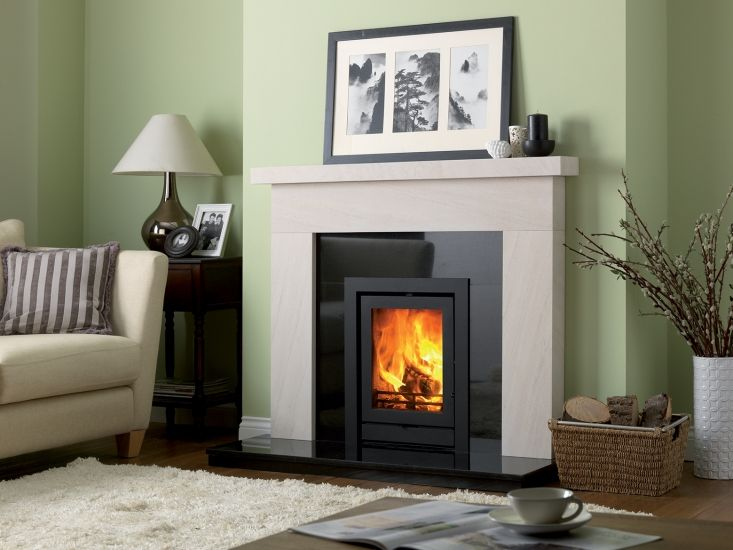 Fireline Fpi5 In Beckford Wood Burning Fireplace Inserts Inset