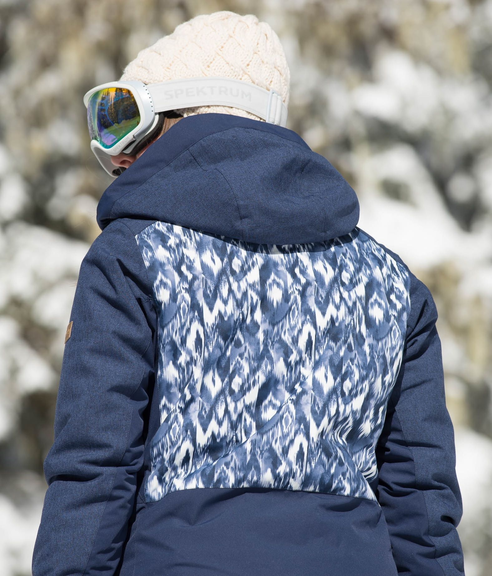 Anything But Boring Bluetomato Billabong Snowstyle Snowwear Snowboarding Skiing Jacket Womenswear Backpri Snowboarding Outfit Blue Tomato Online Blue