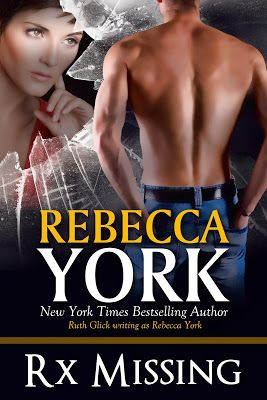 LibriAmoriMiei: Release Day Blitz: Rx Missing by Rebecca York