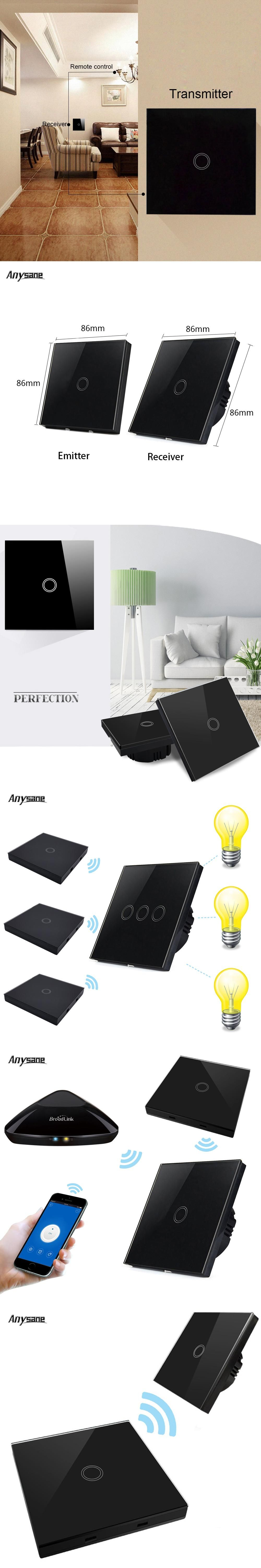 wifi switch rf home itead design automation decoration sonoff smart for best frame of light new
