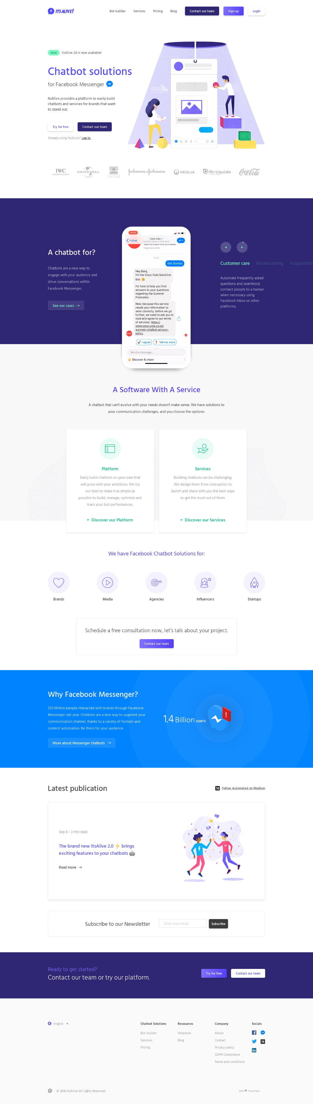 ItsAlive   DesignMunk
