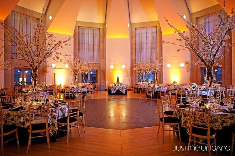 Ronald Reagan Building Wedding Washington Dc Justine Ungaro Photography By