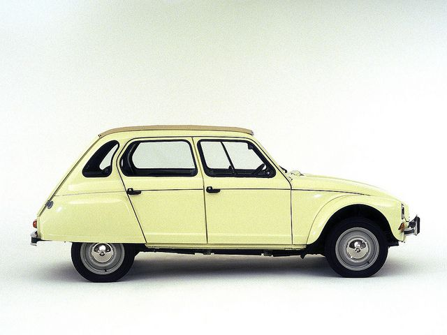Citroen Dyane 6 Citroen Automobile Citroen Car