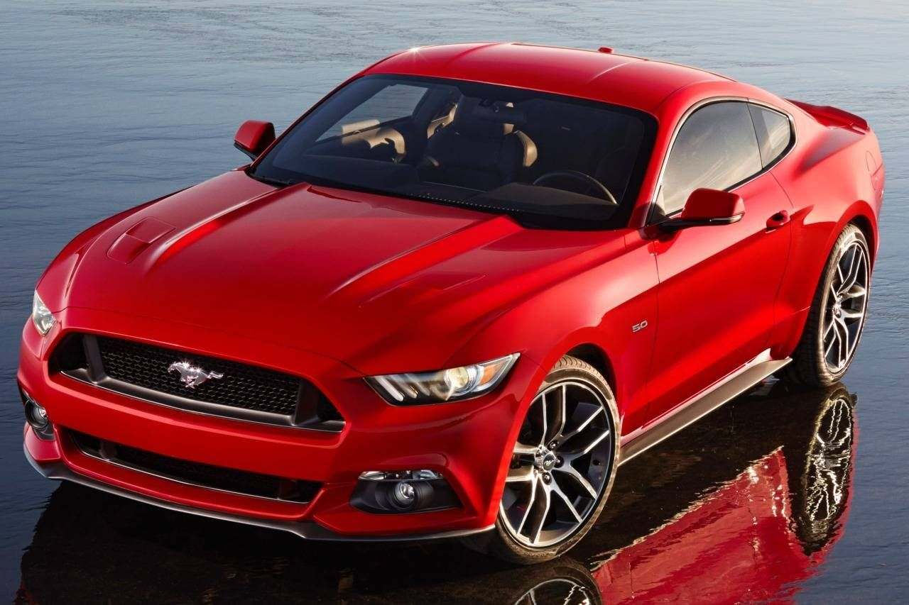 2017 ford mustang gt premium coupe exterior