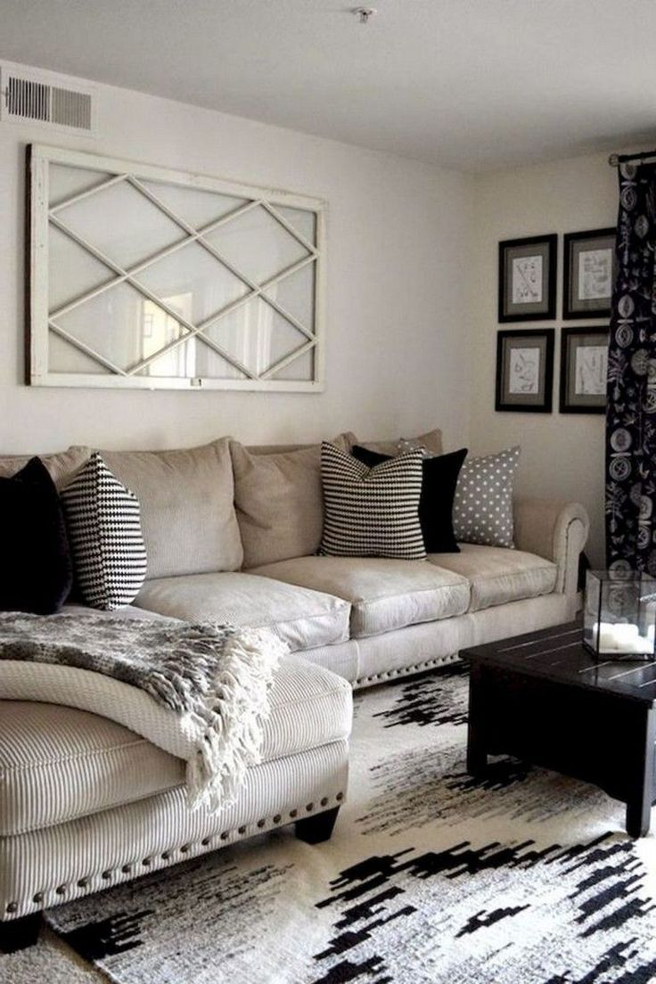 A small living room can provide a few design difficulties ... on Small Living Room Ideas 2019  id=56756