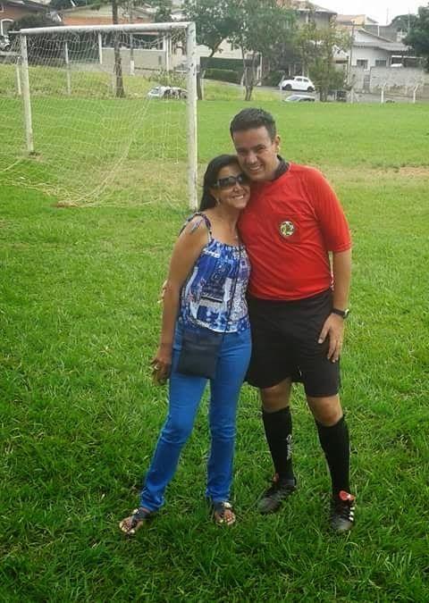 JE & M Eventos Esportivos: A LINDA IRMÃ DO PC PRESTÍGIANDO A SERIE  BRONZE.