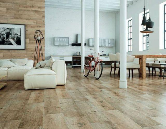 7 tipos de suelo que puedes colocar sin levantar el viejo - Tipos de suelo para casa ...