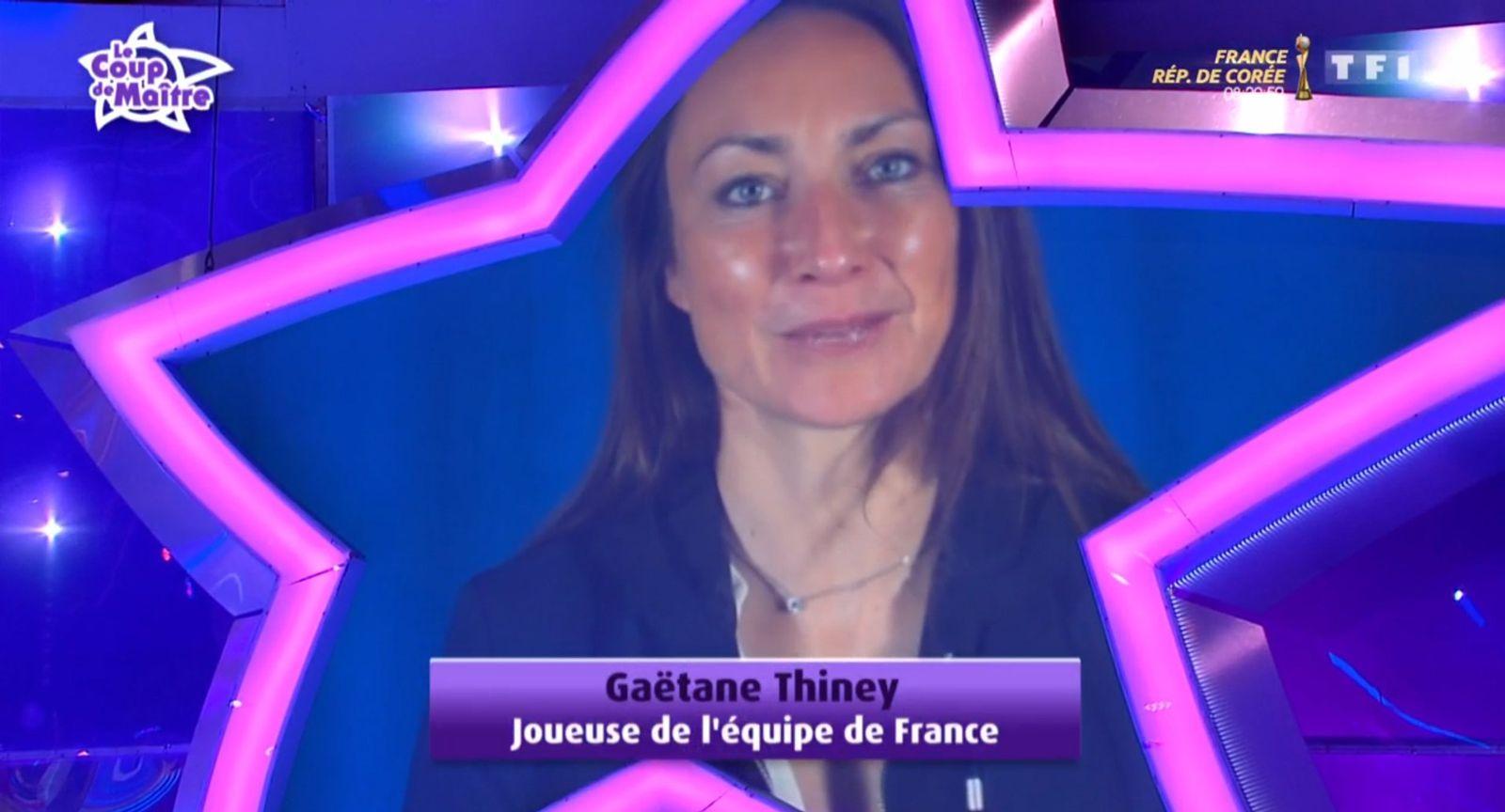 VIDÉO. Coupe du monde féminine Gaëtane Thiney s'invite