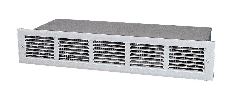 1 536 Btu Wall Mounted Electric Fan Baseboard Heater Home Air Purifier Baseboards Electric Fan
