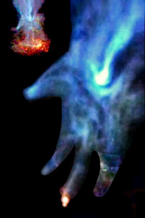 God s hand nebula