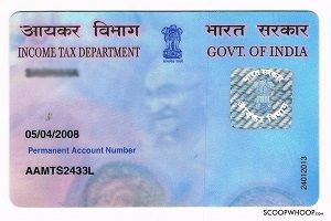 How To Apply Online For Pan Card Through Aadhar Card Aadhar Card Cards How To Apply