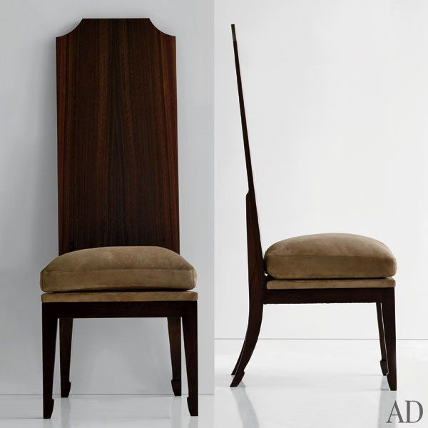 architectural digest furniture. Ralph Rucci\u0027s Furniture Collection For Holly Hunt : Architectural Digest