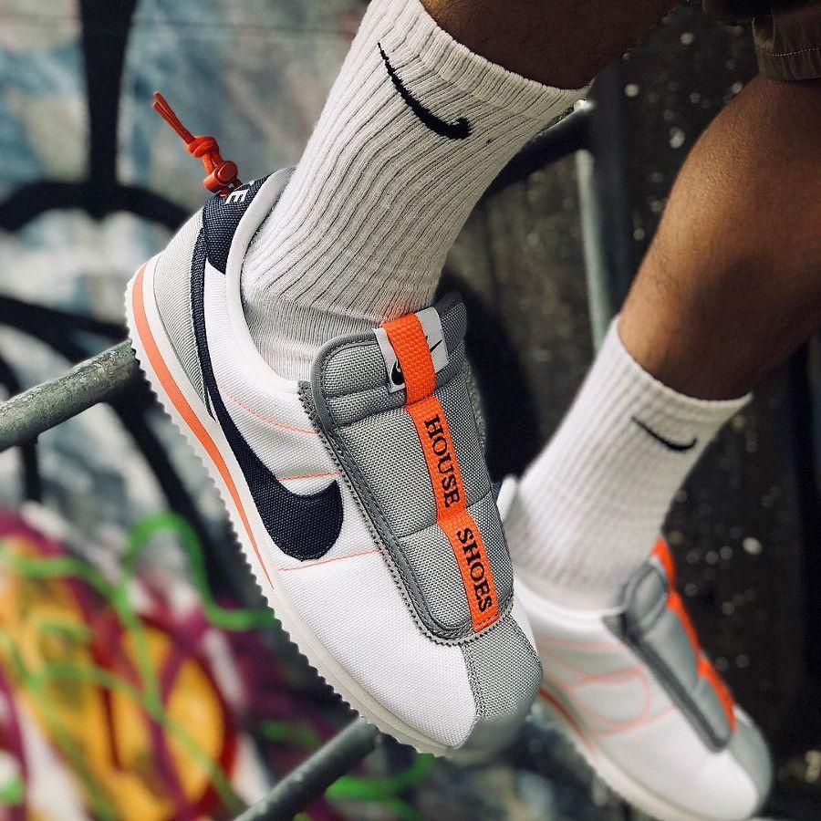 Kendrick Lamar x Nike Cortez Kenny IV 'White Wolf Grey