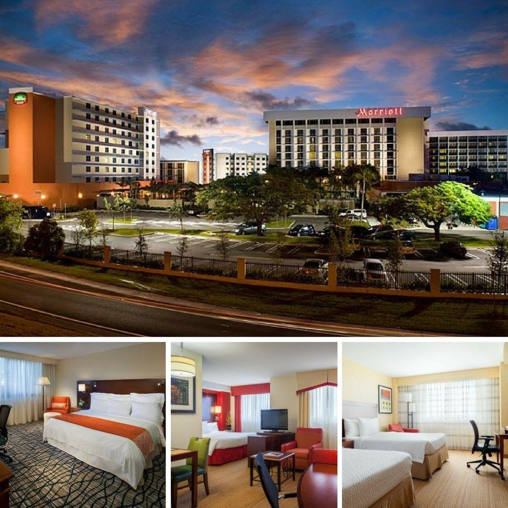 Special Day Room Rates At Marriott Miami Airport Campus