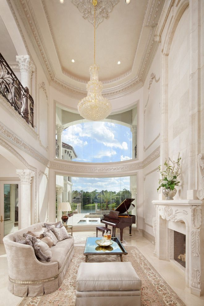 Luxury Living Room Room Design: What Kind Of Lifestyle Do You Live?