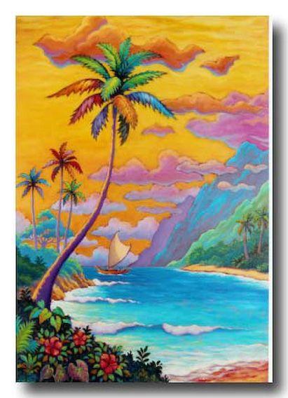 Michael Van Dorn | PLAYAS Y PALMERAS- BEACHES AND PALM TREES ...